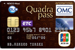 Quadra pass